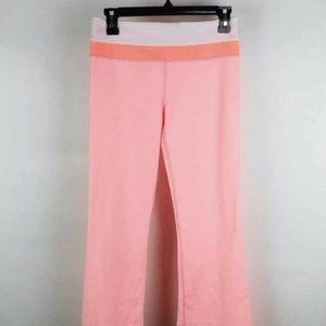 NWT LULULEMON Athletic Pink Flare Pant SZ 6
